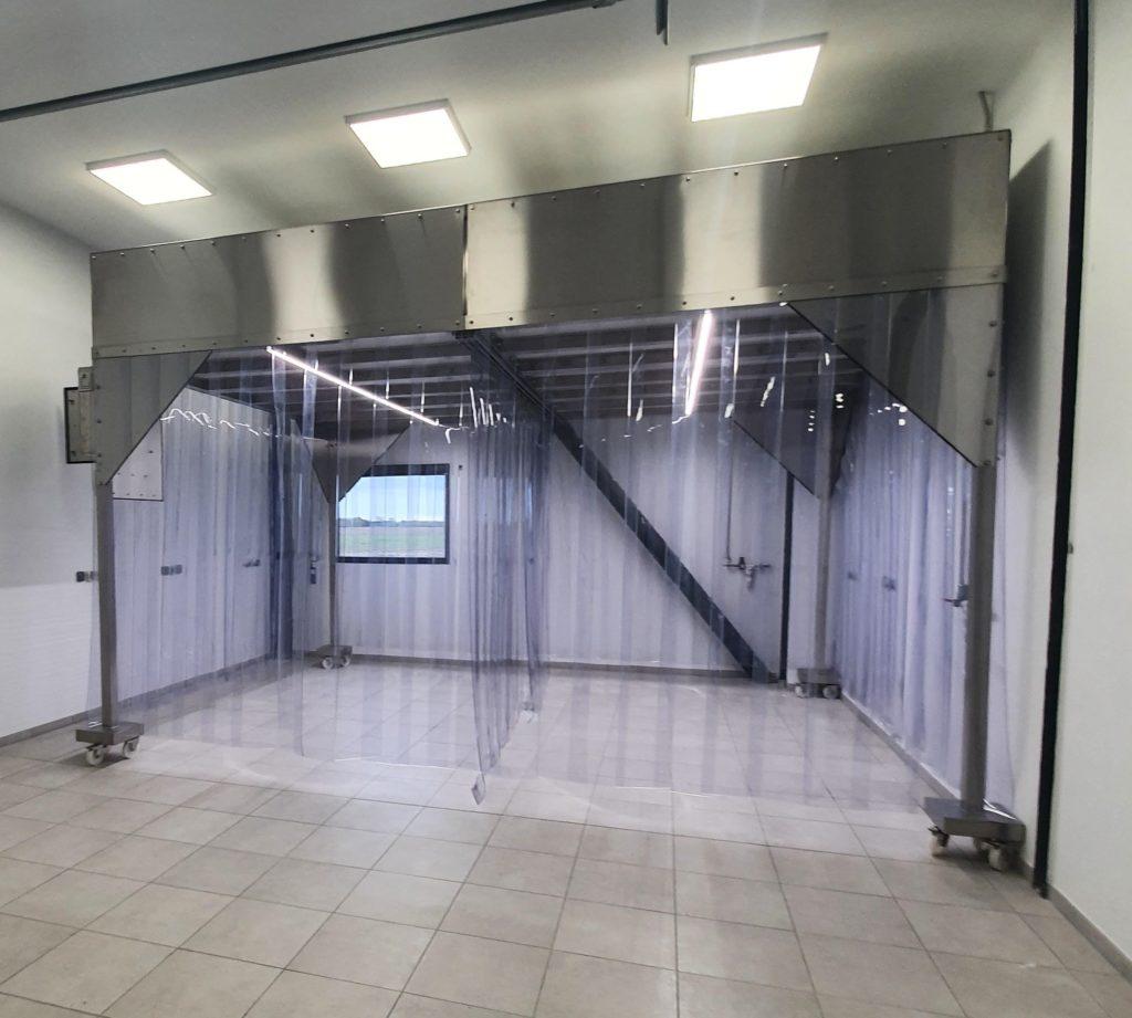 plafond soufflant ISO 5 de OplusR